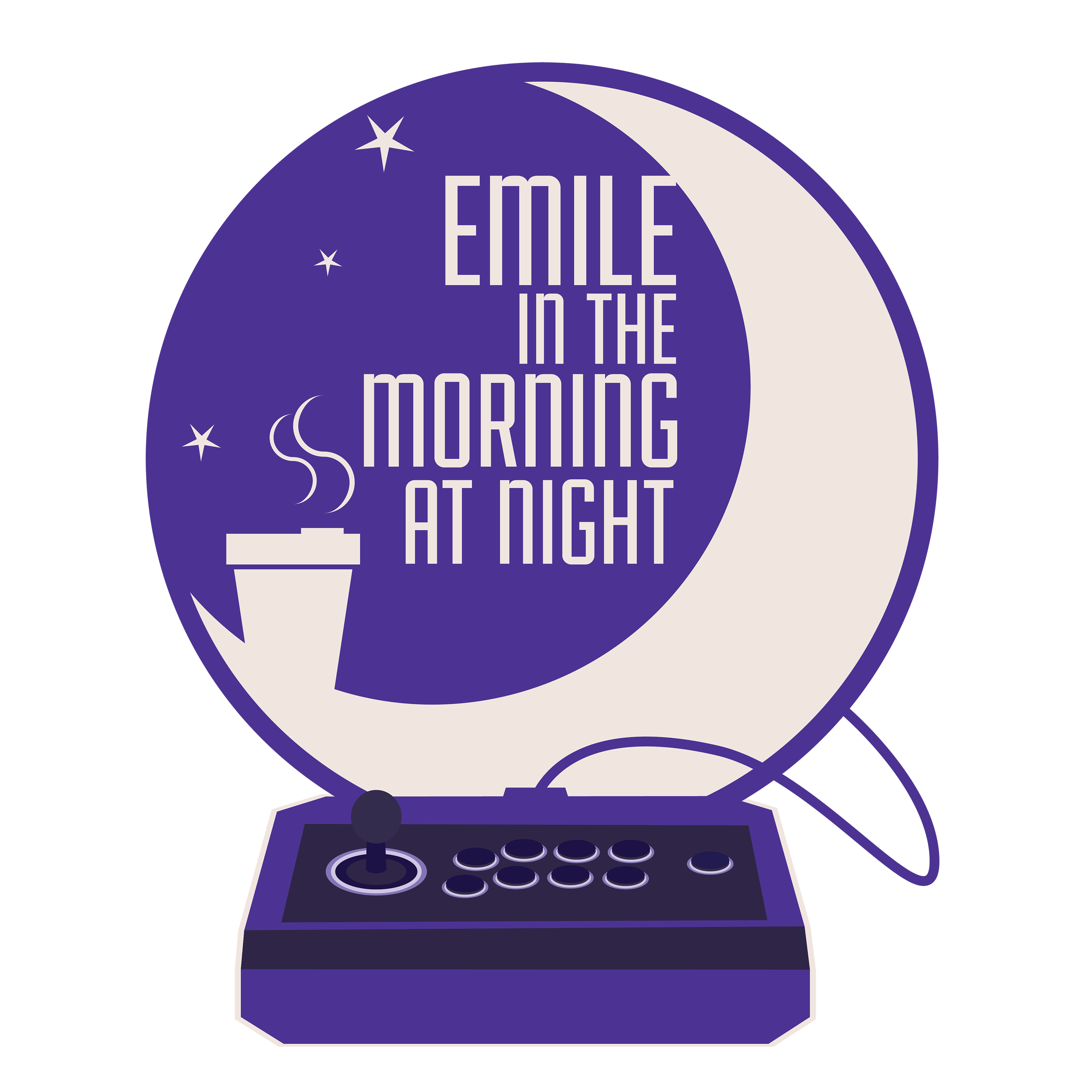 Emile in the Morning at Night